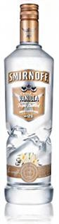 Smirnoff Vodka Vanilla 750ml